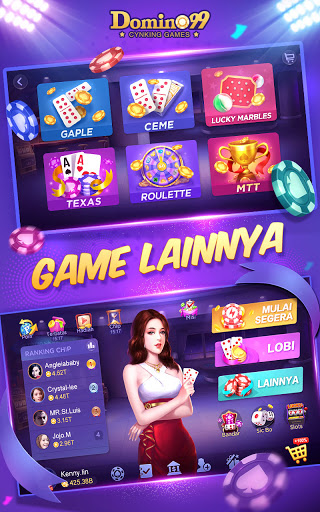 Domino Qiu Qiu Online:Domino 99uff08QQuff09  screenshots 9
