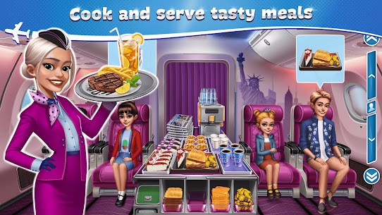 Airplane Chefs For Android (MOD, Unlimited Money) 3