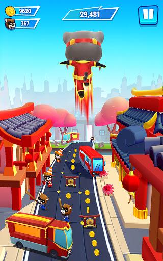 Talking Tom Hero Dash - Run Game 2.4.1.1397 Screenshots 11