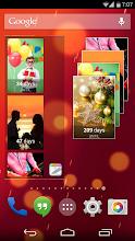 Countdown+ Widgets Calendar Lite screenshot thumbnail