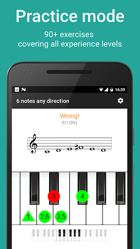 MyEarTraining - ear training for musicians 3.7.9.4 screenshots 1