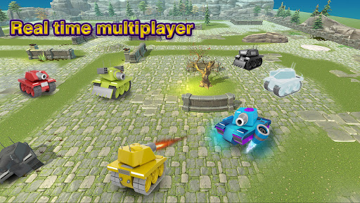 Tanks Zone screenshot 1