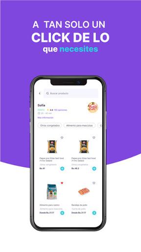 Yaigo Delivery & e-commerce apktram screenshots 6