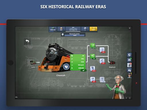 Rail Nation  screenshots 16