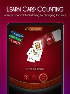Blackjack! u2660ufe0f Free Black Jack Casino Card Game screenshots 11