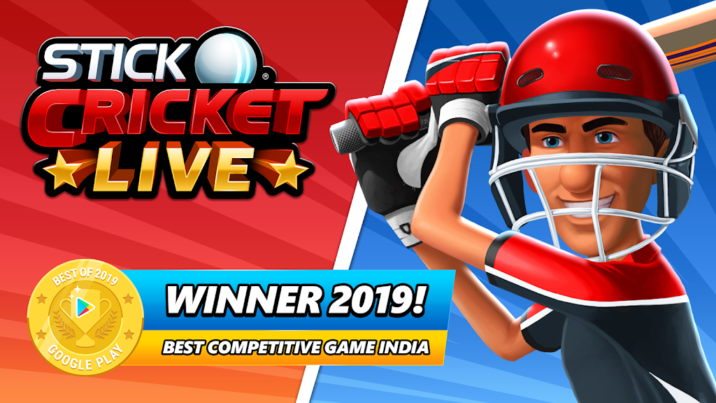 Stick Cricket Live 21 - Play 1v1 Cricket Games poster 7
