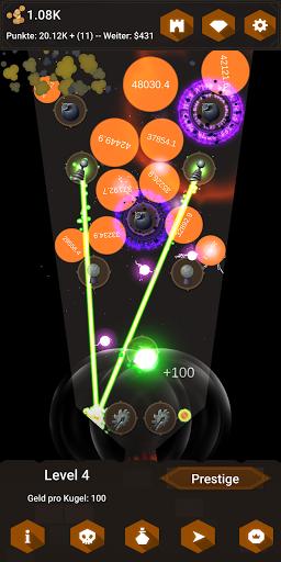 Tower Ball - Incremental Tower Defense  screenshots 6