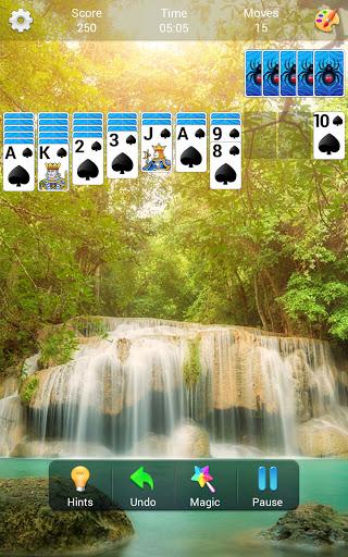 Spider Solitaire 1.0.12 screenshots 16