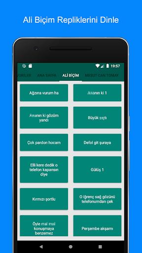 Ali Biu00e7im & Mesut Can Tomay Replikleri  screenshots 3