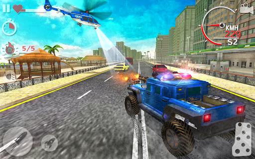 Police Highway Chase Racing Games - Free Car Games  screenshots 9