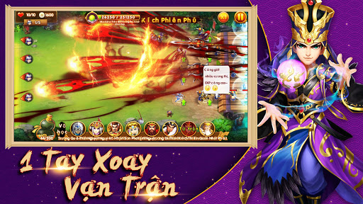 Tam Anh Thu1ee7 Thu00e0nh - Danh Tu01b0u1edbng Thiu00ean Hu1ea1  screenshots 4