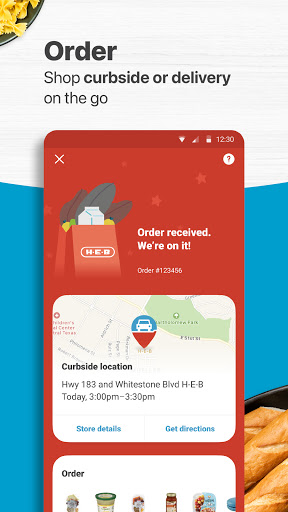 My H-E-B android2mod screenshots 4
