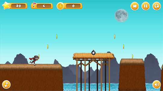 Ninja Run Hack for iOS and Android 1