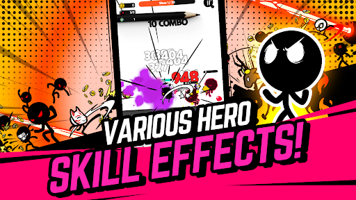 Super Action Hero: Stick Fight 1.5.543 screenshots 11