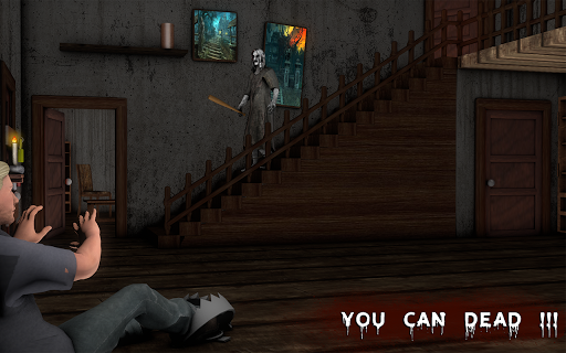 Haunted House Escape - Granny Ghost Games  screenshots 8
