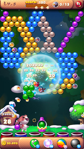 Bubble Bird Rescue 2 - Shoot! 3.1.9 screenshots 5