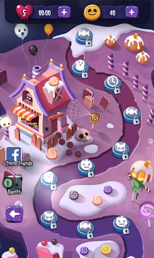 Halloween Bubble screenshots 3
