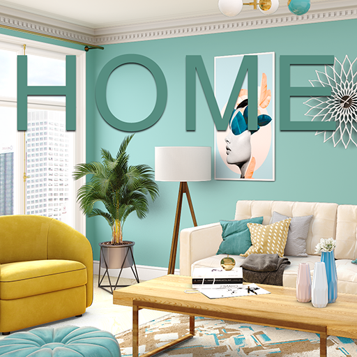 Color Home Design Makeover - paint your love story