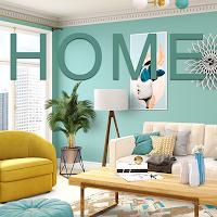ホームデザインと番号による色:あなたの夢の物語を描く