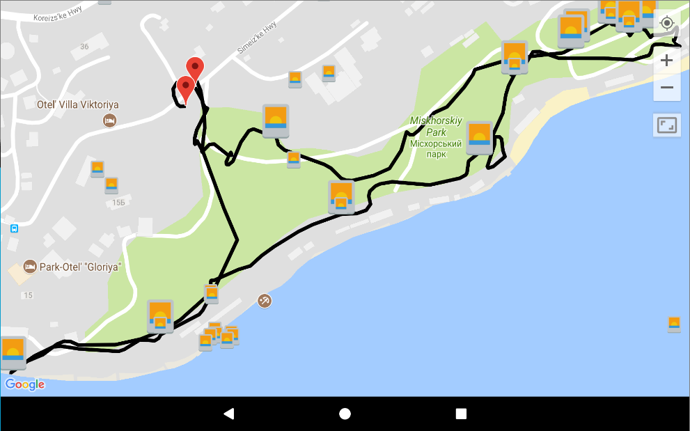 Travel Tracker Pro - GPS tracker poster 8