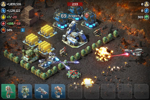 Battle for the Galaxy 4.2.1 Screenshots 8