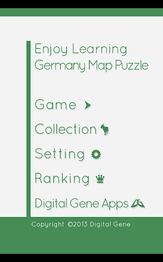 Enjoy Learning Germany Map Puzzle 3.3.3 screenshots 10