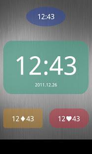 Nice Simple Clock (Widget)