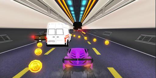 Code Triche Super Highway Racing Game 2020 apk mod screenshots 1