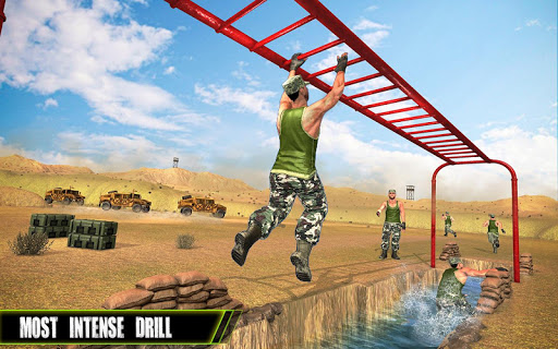 US Army Training School Game: Obstacle Course Race 4.0.0 screenshots 7