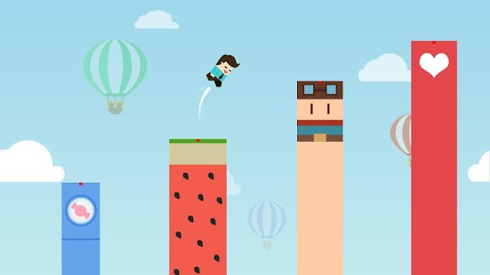 Keep Jump – Flappy Block Jump Games 3D Screenshot