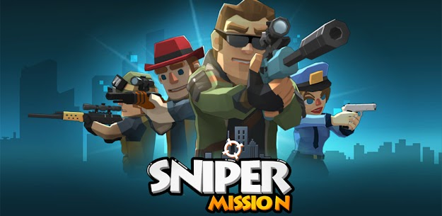 Sniper Mission:Free FPS Shooting Game 1