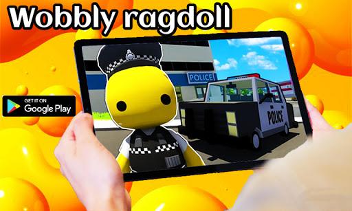 Code Triche Wobbly life gameplay Ragdolls (Astuce) APK MOD screenshots 1