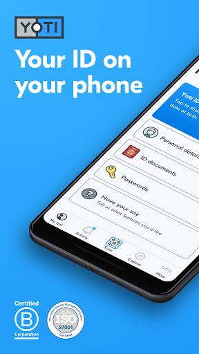 Yoti - your digital identity  screenshots 1