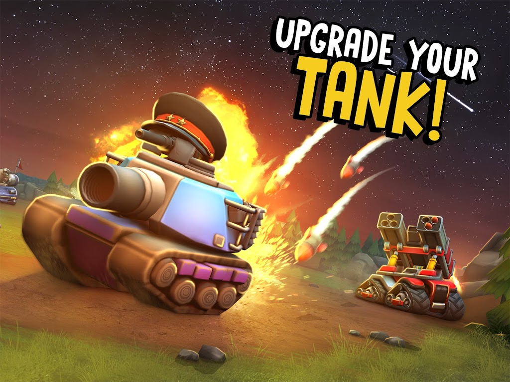 Pico Tanks: Multiplayer Mayhem  poster 14