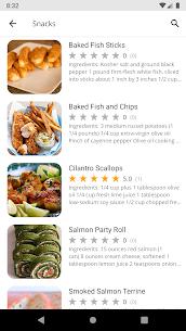 Fish Recipes 5.02 Mod + APK + Data UPDATED 2