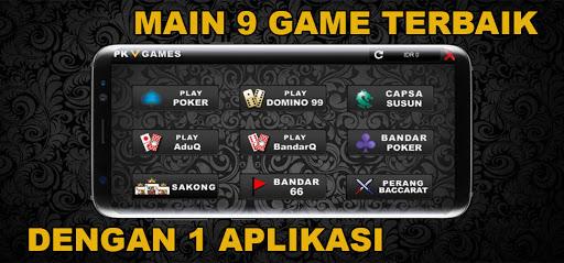 BandarQQ - Pkv Games Online - DominoQQ 1.0 Screenshots 2