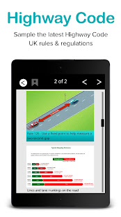 Driving Theory Test 4 in 1 2021 Kit Free 1.4.5 Screenshots 18