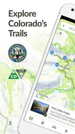 Colorado Trail Explorer modavailable screenshots 1