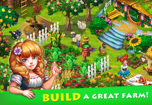 Farmdale: farming games & township with villagers 6.0.1 Screenshots 8
