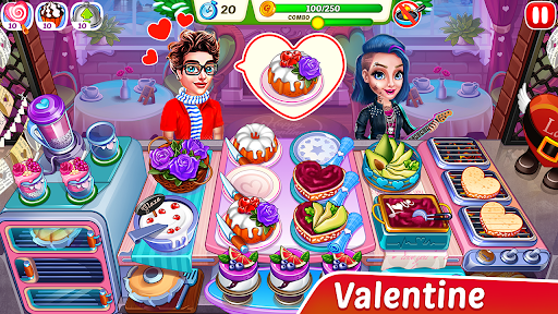 Christmas Fever : Cooking Games Madness 1.1.3 screenshots 1