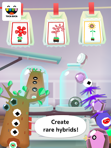 Toca Lab: Plants apkdebit screenshots 5