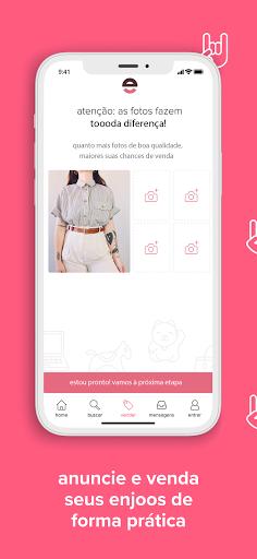 enjoei – comprar e vender roupa online