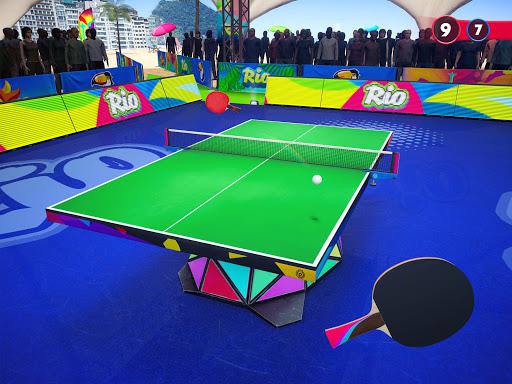 Ping Pong Fury android2mod screenshots 9