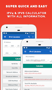 IP Calculator & Network Tools Pro Screenshot