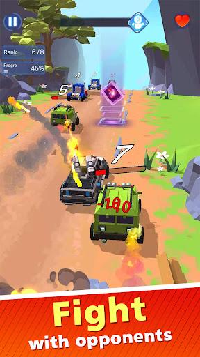 Clash of Autobots : Wild Racing screenshots 2