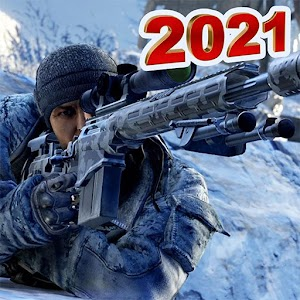 Sniper 3d Assassin Gun Shooting Games 0.5 by Puzzle Games world logo