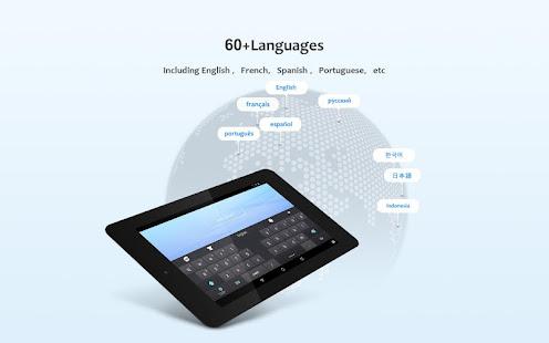 GO Keyboard Lite - Emoji keyboard, Free Theme, GIF 3.25 Screenshots 8