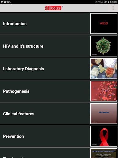 HIV and Aids 1.0.2 Screenshots 5