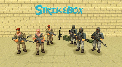 StrikeBox: Sandbox&Shooter 1.4.6 screenshots 4