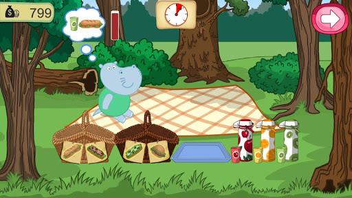 Cafe Mania: Kids Cooking Games 1.2.1 screenshots 13
